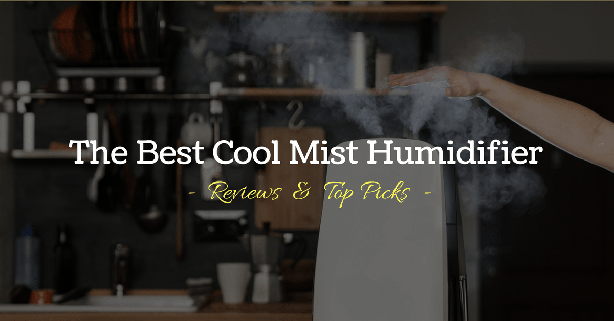 The Best Cool Mist Humidifier – Reviews and Top Picks