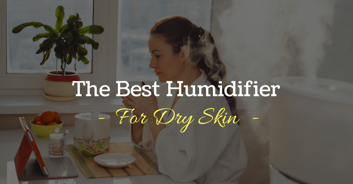 The Best Humidifier For Dry Skin – Reviews and Top Picks