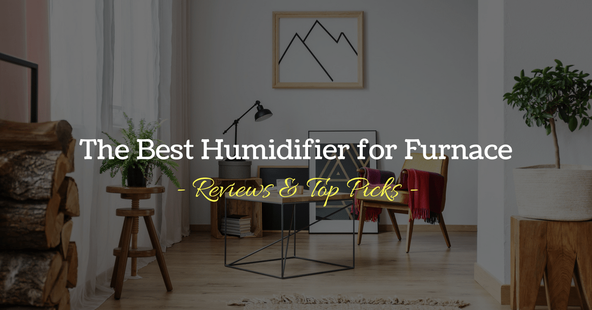 The Best Humidifier for Furnace – Reviews and Top Picks