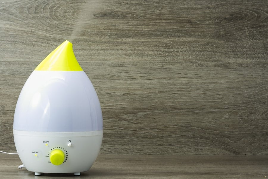 a personal humidifier
