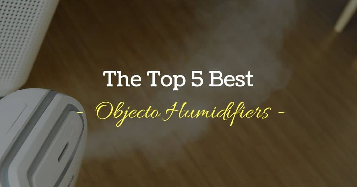 The Top 5 Best-Rated Objecto Humidifier Reviews